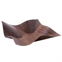 Tuisku bowl large, walnut - Bowls - Decoration - Finnish Design Shop