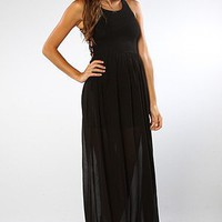 Keepsake The My Way Home Maxi Dress