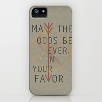 The Hunger Games Poster 02 iPhone Case by Misery | Society6