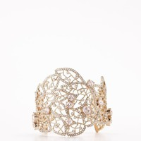 Ann Taylor - Golden Lace Cuff