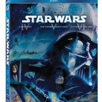 Star Wars: The Original Trilogy (Episodes IV - VI) [Blu-ray]