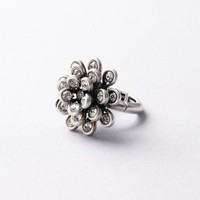 Loft - LOFT Jewelry - Crystal Flower Ring