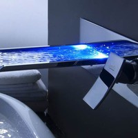 Waterfall Bathroom Sink Faucet - $244 | The Gadget Flow
