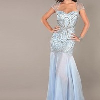 Jovani 7007 Dress at Peaches Boutique