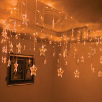 CIS-84028 Lovely Home Decoration Gold LED String Lamp with 0.75Mx8M 192 Leds - AC220V China Wholesale - Sammydress.com