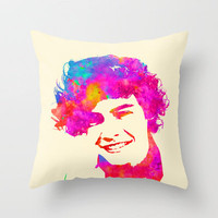 Harry Throw Pillow by def29 | Society6