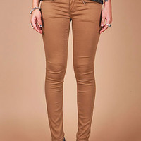 Sand Stone Skinnys | Trendy Skinnys at Pink Ice