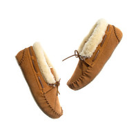 Minnetonka® Chrissy Bootie Slippers