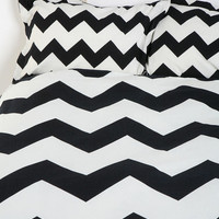 Urban Outfitters - Zigzag Sham - Set of 2