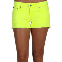 Big Star Joey Short in Neon Lime