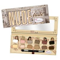 Amazon.com: theBalm Nude'Tude Nude Eyeshadow Palette: Beauty