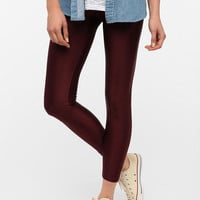 Urban Outfitters - BDG Shine High-Rise Legging