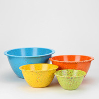 Confetti Mixing Bowl - Set Of 4