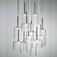 Spillray 12 Light Chandelier & AXO Light Spillray 12 Light Chandeliers | YLighting