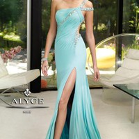 Alyce 6083 Dress at Peaches Boutique