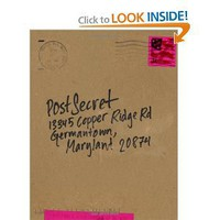 Amazon.com: PostSecret: Extraordinary Confessions from Ordinary Lives (9780060899196): Frank Warren: Books