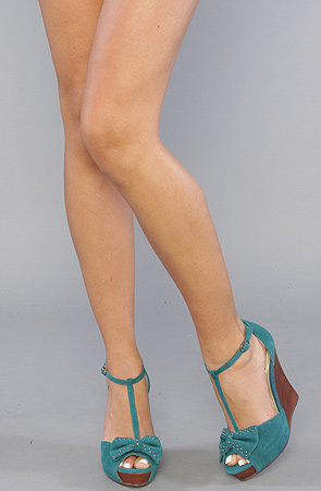 The Carriage Shoe in Teal : Seychelles : Karmaloop.com - Global Concrete Culture
