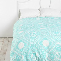 Papercut Duvet Cover