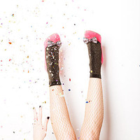 glitter bow shoe clips | ShopBando.com