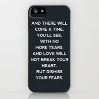 Mumford &amp; Sons / After The Storm iPhone Case by Zyanya Lorenzo | Society6
