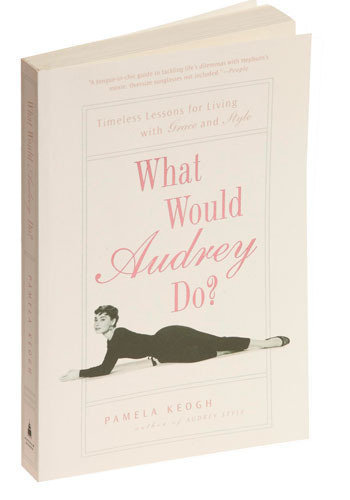 What Would Audrey Do Book