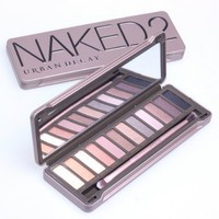 The Poised Palette | Urban Decay Naked 2 Palette |
