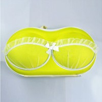 Big Bra Organizer Bag Yellow [#00300038] - US$14.10 : Amazplus.com