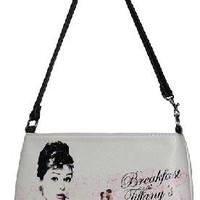 FREE SHIPPING NEW LICENSED BREAKFAST AT TIFFANY CLUTCH