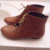 Chelsea Crew Booties (Size 9) (Fit like an 8)
