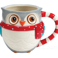 SNOWY OWL MUG
