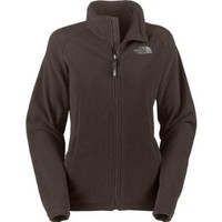 Amazon.com: The North Face Khumbu Fleece Jacket - Women's Bittersweet Brown, XS: Clothing