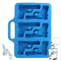 INFMETRY:: Handgun Shaped Ice Cube Tray - Home&Decor