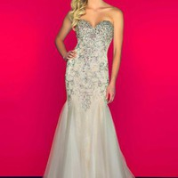 MacDuggal 81719R Dress at Peaches Boutique