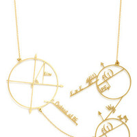 Cute and Astute Necklace | Mod Retro Vintage Necklaces | ModCloth.com