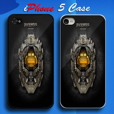 Transformer Custom iPhone 5 Case Cover from namina