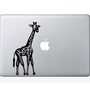Seductive Giraffe Laptop Decal by ShepStuff on Etsy