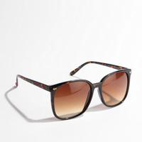 Urban Outfitters - Betsey Johnson Oversized Round Sunglasses