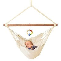 Amazon.com: Organic Baby Hammock with Adjustable Positions: Toys & Games