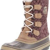 Amazon.com: Sorel Women&#x27;s 1964 Graphic Boot: Shoes