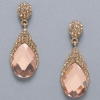 Rose Gold Earrings Style 176490