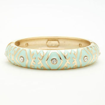 Sequin Hinged Bangle | Nordstrom
