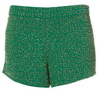 All Over Beaded Short - Shorts - Apparel - Topshop USA