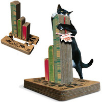 CATS ATTACK CAT SCRATCHING POST