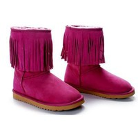 Ugg Tassel Shorts Boots Outlet UK