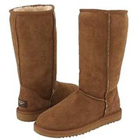 UGG Classic Tall 5815 Boots Chestnut Outlet UK