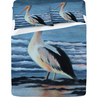 DENY Designs Home Accessories | Rosie Brown Pelican Wading 2 Sheet Set
