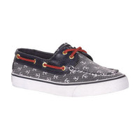 Sperry Bahama Sequin Anchor