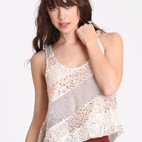 Itsy Bitsy Glitsy Tank by Free People - &amp;#36;78.00 : ThreadSence.com, Your Spot For Indie Clothing  Indie Urban Culture