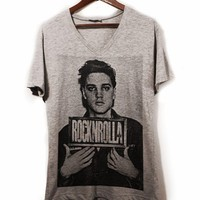 Tee Shirt Rocknrolla - Don't Tell My Tailor