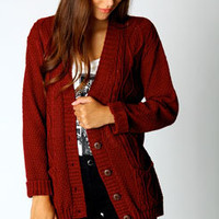 Claire Boyfriend Cardigan